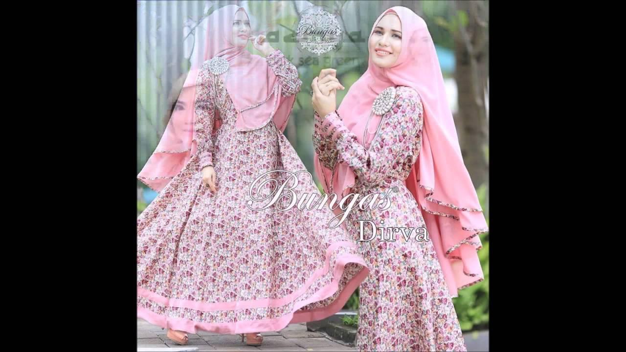 distributor baju muslim di sidoarjo - YouTube bc4c87443e