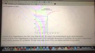 Matematik deskriptiv statistik