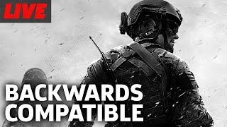 Call Of Duty: Modern Warfare 3 Is Backwards Compatible | Live Gameplay