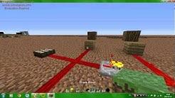 Minecraft Blikajici Lampa