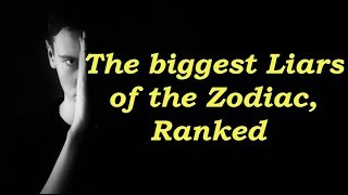 evil looking zodiac signs