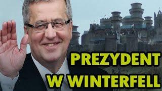 Wiec Komorowskiego w Winterfell (Gra o Tron)
