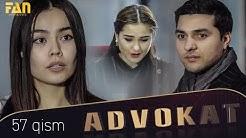 Advokat seriali (57 qism) | Адвокат сериали (57 қисм)