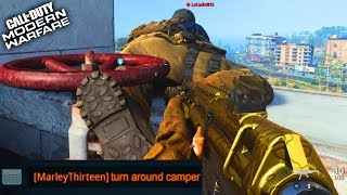 HUMILIATING CAMPERS In Modern Warfare! (Great Fun)