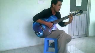 Vet Thu Tren Lung Ngua Hoang- guitar cover