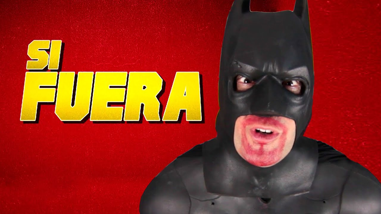 Si batman fuera youtuber doovi for Videos fuera de youtube