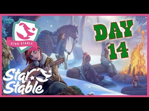 Star Stable Online Holiday Calendar 2019 Day 14 FREE SSO CODE!