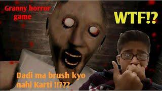 Dadi ji se MUKKA LAT (Mulakat) 😅😅 *GRANNY the horror game* #Funny Moments*......