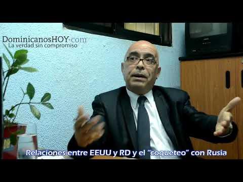 Angel Martinez, Rep. Dominicana y el Crimen Organizado