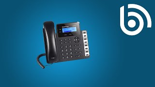 Grandstream GXP1628 IP Phone Introduction