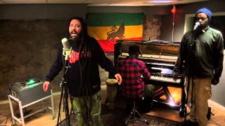 Ras Daniel & King Fari Band - Enighet (Acoustic) - Top Sound Studio Live Session 01