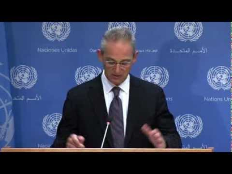 OPCW-UN: Syria Chemical Weapons Update