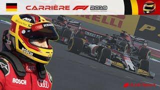 F1 2019 - Carrière S5 #96 : UN PARI FOU !