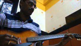 Chand Sifarish   Film : Fanaa  Guitar instrumental : Sreekumar Nair
