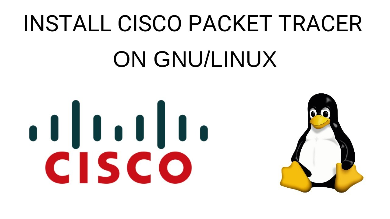 Install Cisco packet tracer on GNU/Linux | Tutorial | MARKO