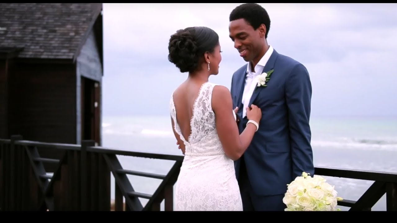 Jamaica Destination Wedding Half Moon Hotel