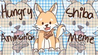 Hungry! | Animation Meme | Hungry Shiba! thumbnail