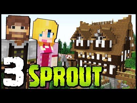 Falut találtam! 🏠🌳  - Sprout #3