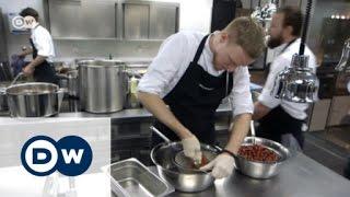 مطبخ غير تقليدي في مطعم برليني | يوروماكس