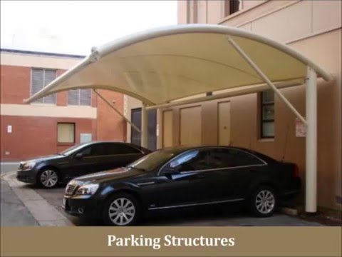 Manufacturer & Supplier of Fabric Structures, Tensile Structures, Awning Delhi, Awnings Canopies