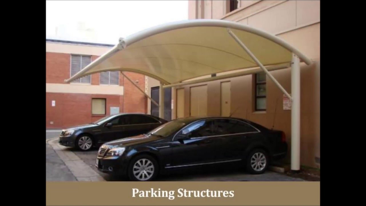 Manufacturer u0026 Supplier of Fabric Structures Tensile Structures Awning Delhi Awnings Canopies : parking canopy manufacturer - memphite.com