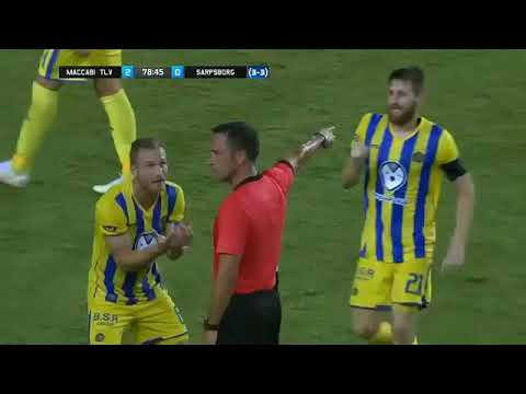 Maccabi Tel Aviv   Sarpsborg 08 ~ 2   1 ~  All Goals  EUROPE Europa League   30 08 2018