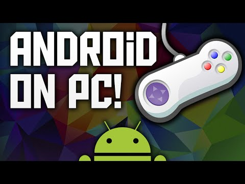 How To Play Android Games On PC 2015! Run Android On PC!