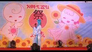 藤田麻衣子の花火 ホーチミンの夏祭り2016で歌いました。 聞いてい...