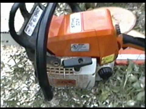 Stihl 025 ms250 chainsaw bar chain replacement youtube stihl 025 ms250 chainsaw bar chain replacement greentooth