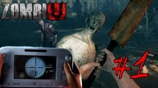 """ZombiU: """"Зомби-апокалипсис"""" - Часть 1 [Wii U]"""