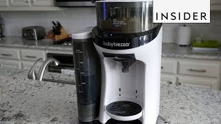 Keurig for Baby Formula Makes a Warm Bottle in Seconds