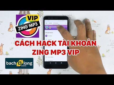 Cách Hack tài khoản VIP Zing mp3 mới nhất