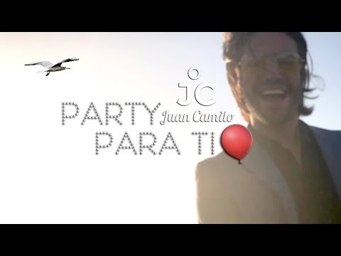 PArty para ti 🎈 JC Gonzalez  Video Shot on Iphone   music & Video Created all by Juan