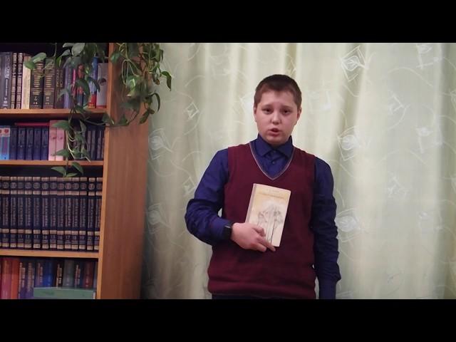 Изображение предпросмотра прочтения – ЕгорДубских читает произведение «Безумие» Ф.И.Тютчева