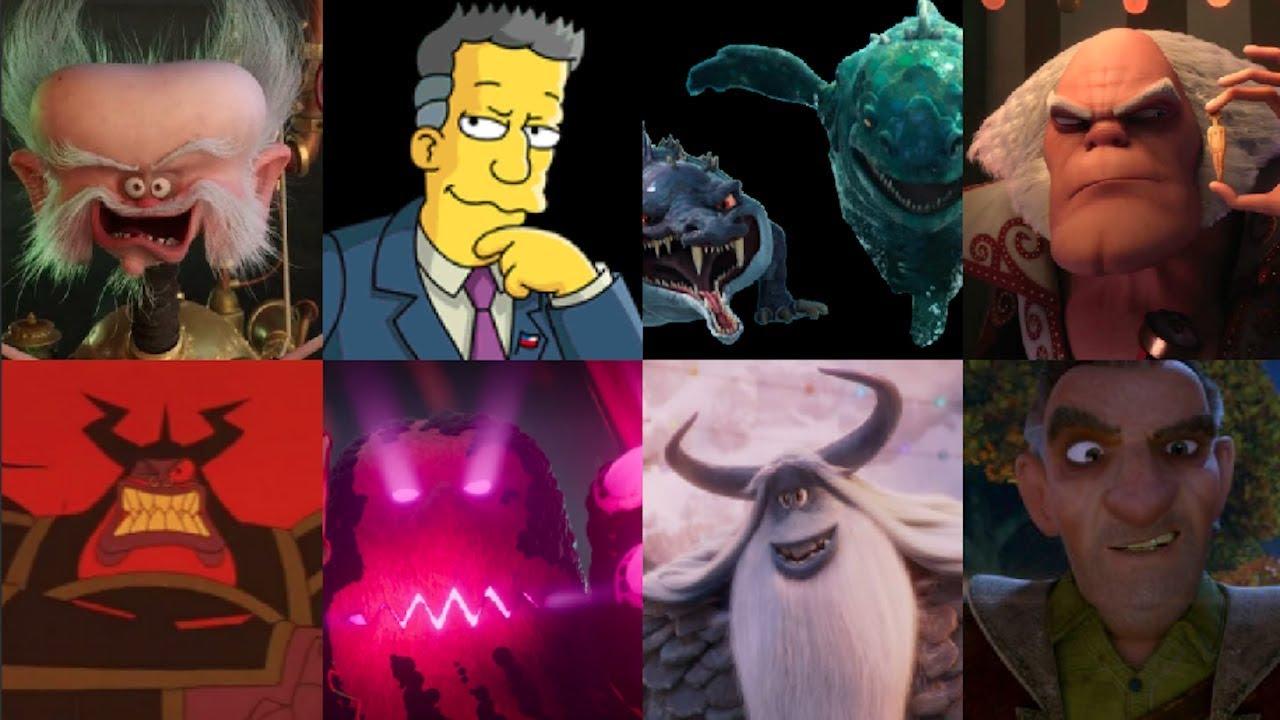 Defeats of my Favorite Animated Non-Disney Movie Villains Part XXVII