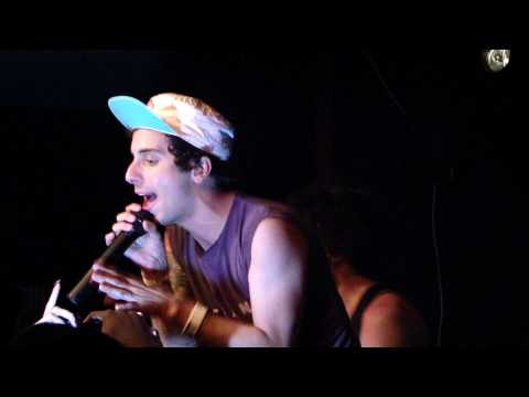 Cash Cash - Forever Young  | Rio de Janeiro - Brazil (24-07-2010) [HD]