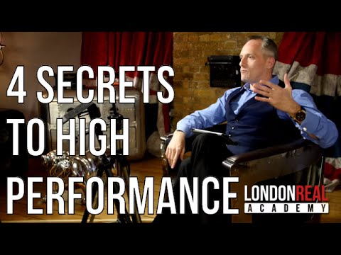 4 SECRETS TO HIGH PERFORMANCE - #RealTALK - Live Q&A with Brian Rose