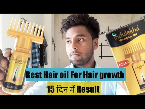 Indulekha Bringha Hair Oil Review Hindi Resultsuses