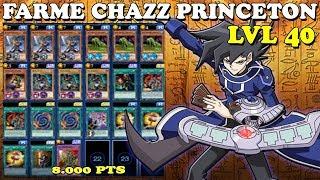 FARM CHAZZ PRINCETON COM 8000+ DE SCORE - Yu-Gi-Oh! DUEL LINKS