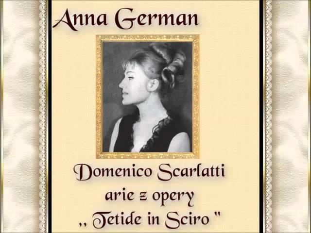 Анна Герман исполняет оперные арии