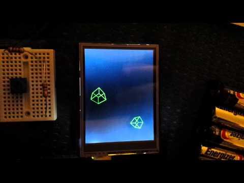 Arduino 3D Graphics
