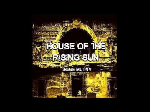 House of The Rising Sun - Hard Rock Instrumental cover