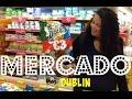 Di�rio de Interc�mbio: Supermercado em Dublin | Thialy Peixoto