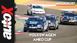 We go racing in the Volkswagen Ameo Cup Championship | autoX