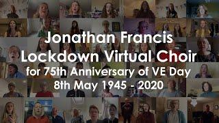 Lockdown Virtual Choir - White Cliffs of Dover