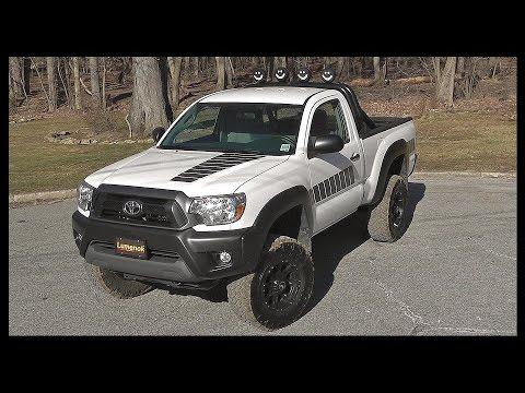 Toyota Tacoma Retro Decal Kit Truck Build Phase Ii Youtube