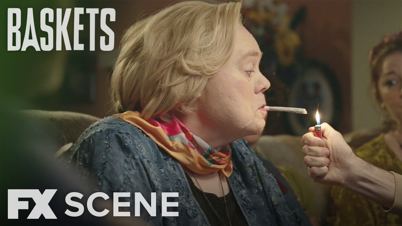 Download Baskets | Season 3 Ep. 6: Christine Smokes Scene | FX