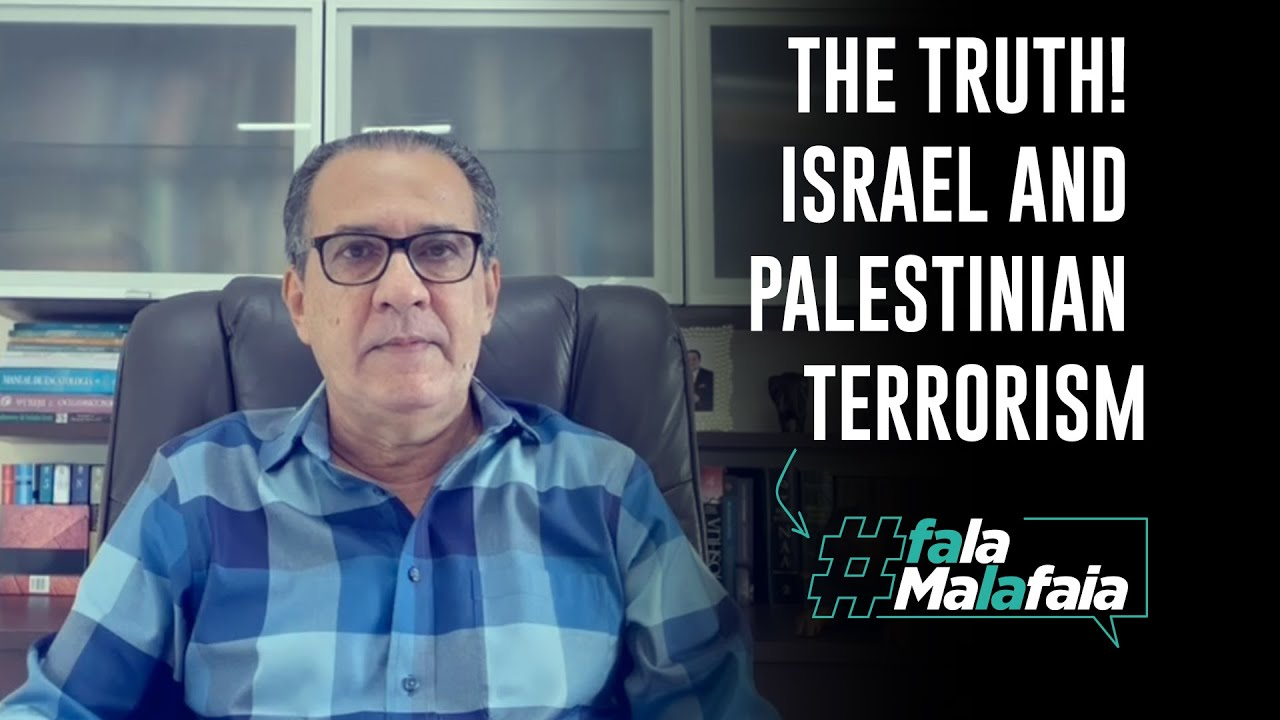 The truth! Israel and palestinian terrorism