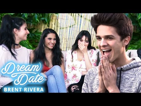 Brent Rivera's GIRLFRIEND SINGING CHALLENGE! Dream Date with Brent Rivera EP 4
