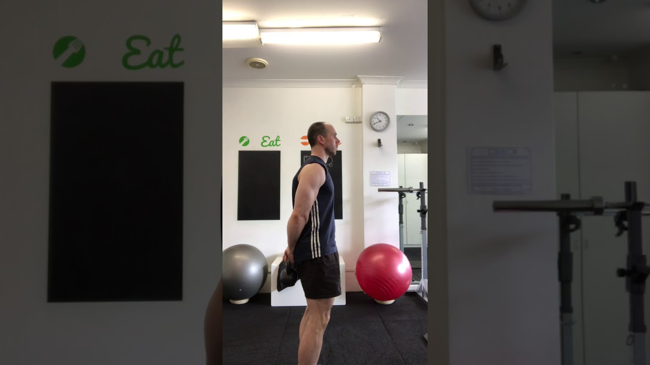 Improve Shoulder Position to Develop a Safer Dead-Lift Technique.